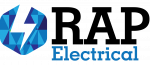 rap electrical logo